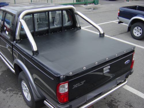 laderaumabdeckung ford ranger xlt extra cab mit styling. Black Bedroom Furniture Sets. Home Design Ideas