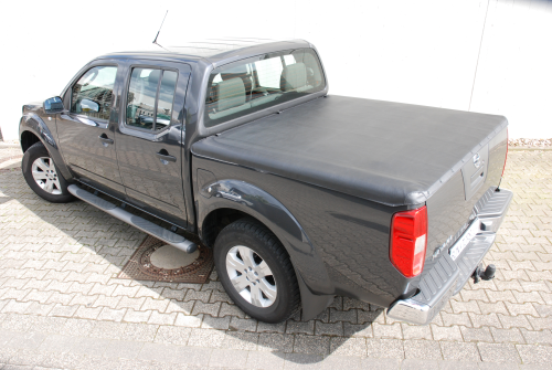 nissan d40 navara laderaumabdeckung double cab king cab. Black Bedroom Furniture Sets. Home Design Ideas