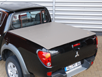 LADERAUMABDECKUNG / TONNEAU COVER MITSUBISHI L200/3 DOUBLE-CAB