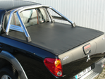 LADERAUMABDECKUNG  / TONNEAU COVER MITSUBISHI L200/3 DOUBLE-CAB FÜR STYLING-BAR  ANTEC
