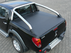MITSUBISHI L200/3 DOUBLE-CAB MIT STYLING-BAR LADERAUMABDECKUNG / TONNEAU COVER BJ2006-2009