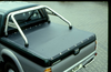 LADERAUMABDECKUNG / TONNEAU COVER-STYLE  MITSUBISHI L200/2 (TYP:801) FÜR STYLING-BAR / DOUBLE-CAB