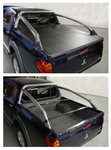 LADERAUMABDECKUNG  / TONNEAU COVER MITSUBISHI L200/4  DOUBLE-CAB (LONG)  FÜR STYLING-BAR