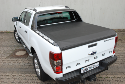 ford ranger wildtrak laderaumabdeckung bonytops manufacture. Black Bedroom Furniture Sets. Home Design Ideas